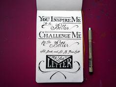 Morning Type #branding #graphicdesign #inspiration
