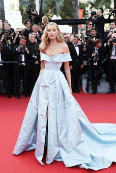 Style Inspiration: Elsa Hosk at the Cannes Film Festival