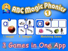 ABC MAGIC PHONICS-Learning Sounds and Letters by PRESCHOOL UNIVERSITY