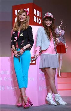 """Press Conference - UNIQLO Girls Collection """"Jacket"""""""