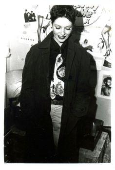 Maggie 1978 - Seditionaries rubber raincoat