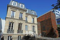 LE 116,  nouveau centre d'art contemporain MONTREUIL - octobre 2013
