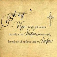 The angelic sound the shepherds heard...