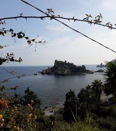 um dia em Taormina