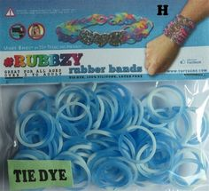 Tie Dye Rubbzy Loose Rubber Bands *** Visit the image link more details.