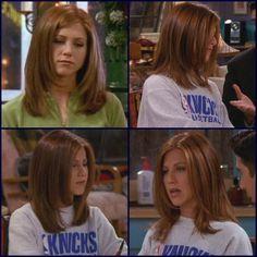 Jennifer Aniston Hair  #Friends