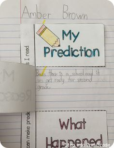 Step into 2nd Grade with Mrs. Lemons: Week 2 complete!