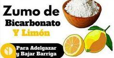 Cómo utilizar bicarbonato de sodio para eliminar la panza