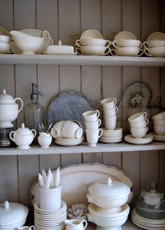 White china Wedgwood Edme