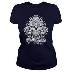 ALISA thing  Sugar Skulls Tee