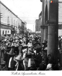 Fotos de Aguascalientes, Aguascalientes, México: Escena Callejera