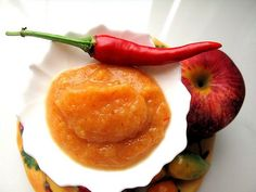 Scotch bonnet Thai chili hot sauce from Foodiva