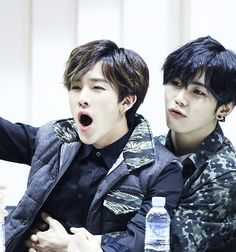 B-Joo & Hansol ♥ | Topp Dogg