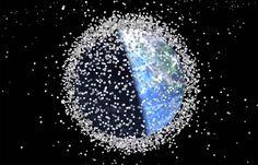 2万個の宇宙ゴミが地球を覆う 人類初の人工衛星から現在までのスペースデブリが1分間でわかる動画が公開 - Engadget Japanese