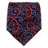 Ties - Twirlvine - Navy/Red/Blue - Ties