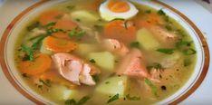 Уха из форели: изумительный суп из красной рыбы