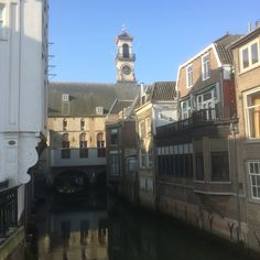 12 maart 2016 - Het historisch centrum van Dordrecht
