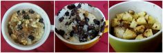 Three different bread puddings in a mug in just about 90 seconds. Do give them a try. #breadpudding #mugpudding