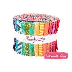 Tula Pink True Colors Design Roll<br />Tula Pink for Free Spirit Fabrics