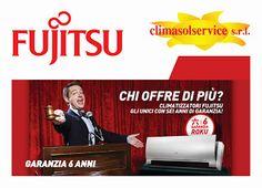 climasolservice: Fujitsu Punta sulla Garanzia 6 Anni
