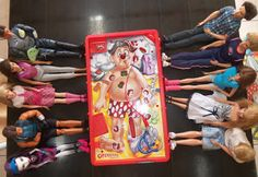 Stars Of Barbie: Operando!