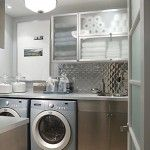 This is one of the nicest laundry rooms I've ever seen!