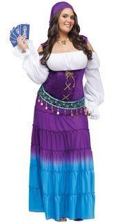 Plus Size Costumes, Plus Size Halloween Costumes, Women's Plus Size Costume
