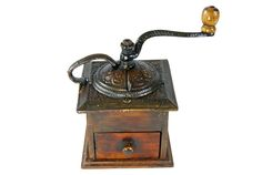 Antique Coffee Mill 1900s