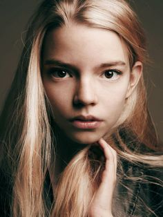Celebrities - Anya Taylor-Joy Photos collection You can visit our site to see other photos. Anya Joy, Anya Taylor Joy, Olivia Cooke, Kino News, Female Character Inspiration, Actrices Hollywood, Celebrity Portraits, Woman Crush, Beautiful Actresses