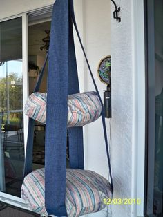 Cat bed-would be great on a catio.