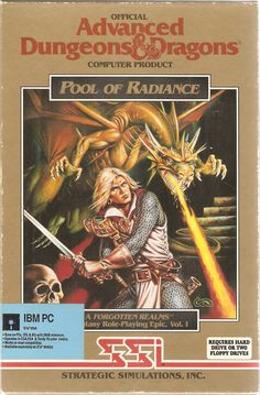 Forgotten Realms-Pool of Radiance.