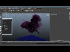 Maya Fluids Ghost - YouTube