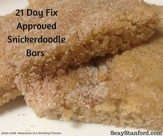 21 Day Fix Approved! Snickerdoodle Bars ¾ cup almond flour ¼-tsp baking soda ½-tsp cinnamon 1 tbsp. pure maple syrup 2 tbsps. cashew butter 2 tbsps. unsweetened almond milk 1 tsp pure vanilla extract Topping: ½ tbsp. palm sugar ¼ tsp cinnamon Directions: Preheat the oven to 350 Prepare topping by mixing ingredients in a [...]