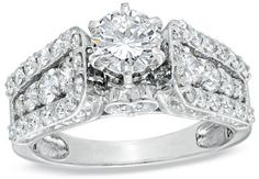 #zales.com                #ring                     #1-7/8 #T.W. #Diamond #Engagement #Ring #White #Gold #View #Rings #Zales      1-7/8 CT. T.W. Diamond Engagement Ring in 14K White Gold - View All Rings - Zales                                                 http://www.seapai.com/product.aspx?PID=1113259