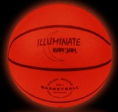 Glow in the Dark Games, basketball  #Summer, #Games