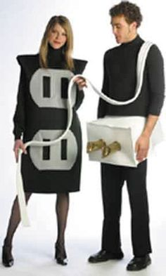 JUST KIDDING---Relax---dressing up isn't our thing BUT this is funny for sure