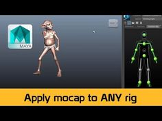 Learn how you can transform any character rig to work with motion capture data in Maya using Maya's easy to use HumanIK system. Character Rigging, Tech Art, Motion Capture, Rigs, Maya, How To Apply, Animation, How To Plan, Learning