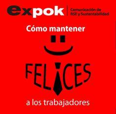 4 formas de mantener felices a los trabajadores de la Generación Y http://www.expoknews.com/2013/10/09/4-formas-de-mantener-felices-a-los-trabajadores-de-la-generacion-y/
