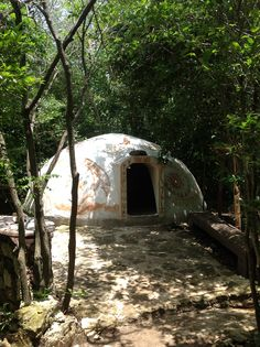 www.sandos.com Healing treatment #Temazcal an amazing native experience at #SandosCaracol Eco Resort & Spa