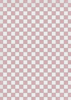 rose check floor tile