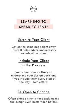 Three steps to understanding your client and exceeding their expectations. This article is great for freelancers, graphic designers, and creative entrepreneurs. Click through to read full post!