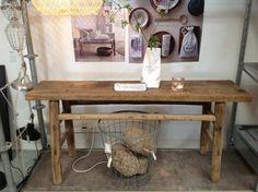 Oude- en nieuwe #woonaccessoires, vintage #meubels, #trendy #woondecoratie van bijvoorbeeld #Bloomingville: Je vind het bij Fusion #Home