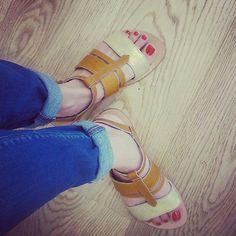 Massalia sandales madeinfrance modèle Persephone