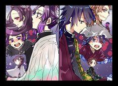 Imágenes random de Kimetsu no Yaiba - Shinobu x Giyu Chibi Anime, Yandere Anime, Kawaii Anime, Anime Angel, Anime Demon, Wattpad, Anime Nerd, Demon Hunter, Dragon Slayer