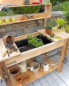 3 Genius Garden Shed Organizations Ideas