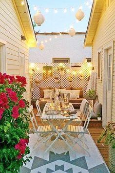 Tropical Balcony Ideas 3
