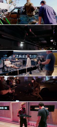The Death Cure bts