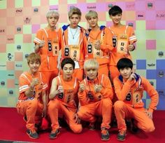 EXO @ Idol Star Championship Red Carpet