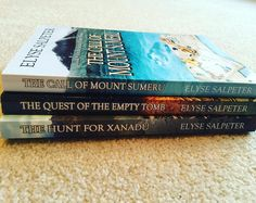 The Kelsey Porter Series Books  The Hunt for Xanadu The Quest of the Empty Tomb The Call of Mount Sumeru