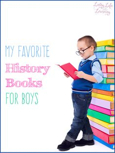 Funny and gross history books for boys